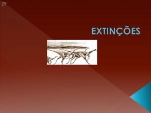 E as extinções? O que elas representavam para Aristóteles?