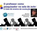 Palesta para Professores de Biologia!